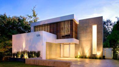 Photo of Diseño de planos de casa moderna de dos pisos, fotos de fachadas y del diseño de interiores
