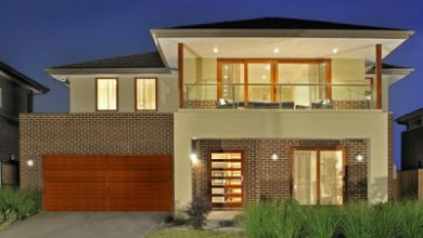 Photo of Fachadas de casas modernas estilo oriental