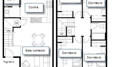 Photo of Ideas para construir casa en terreno pequeño