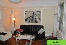Photo of Renovación / remodelación de pequeño departamento alquilado [Antes y después]