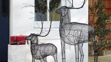 Photo of Decoración de navidad en fachadas de casas