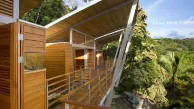 Photo of Diseño de casa de madera para zonas cálidas o tropicales