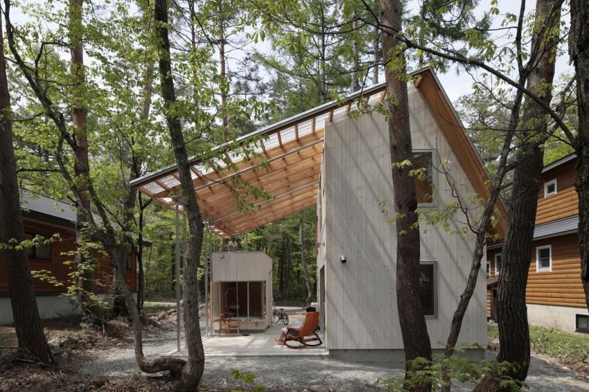 Dise o de casa para climas c lidos y fr os construcci n for Cubiertas para casas campestres