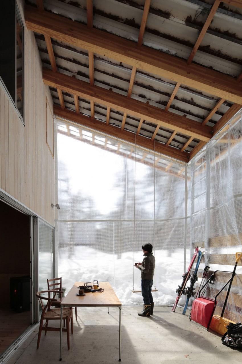 Dise o de casa para climas c lidos y fr os construcci n for La casa de las cortinas