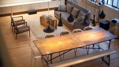 Photo of Decoración de interiores de apartamento para jóvenes, almacén convertido en acogedor apartamento de estilo casual