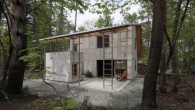 Photo of Diseño de casa para climas cálidos y fríos, tecnología de construcción de viviendas para toda estación