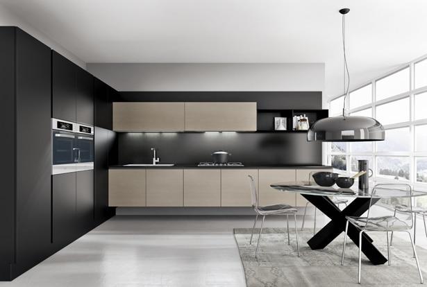 Dise o de cocinas modernas modelos simples y elegantes for Disenos de cocinas comedor modernas