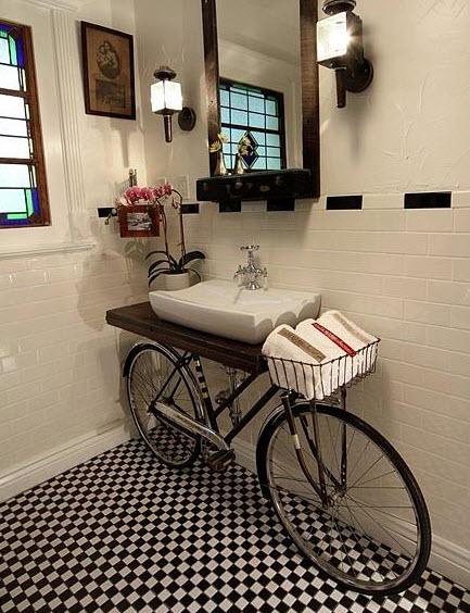 Diseños de lavabos para baños, originales y exclusivos