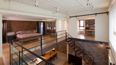 Photo of Diseño de apartamento en un almacén, tiene una de las mejores distribuciones de ambientes