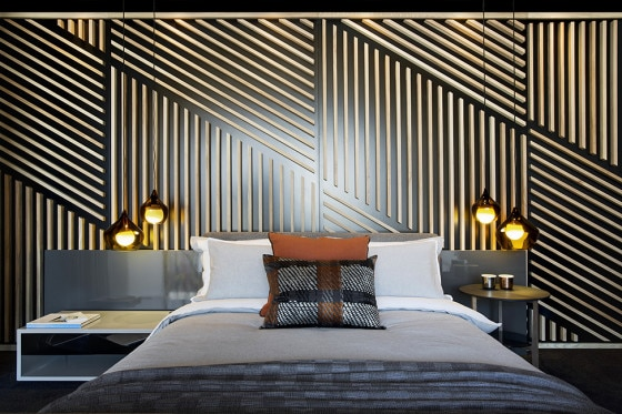 Diseño de dormitorio de minidepartamento 2