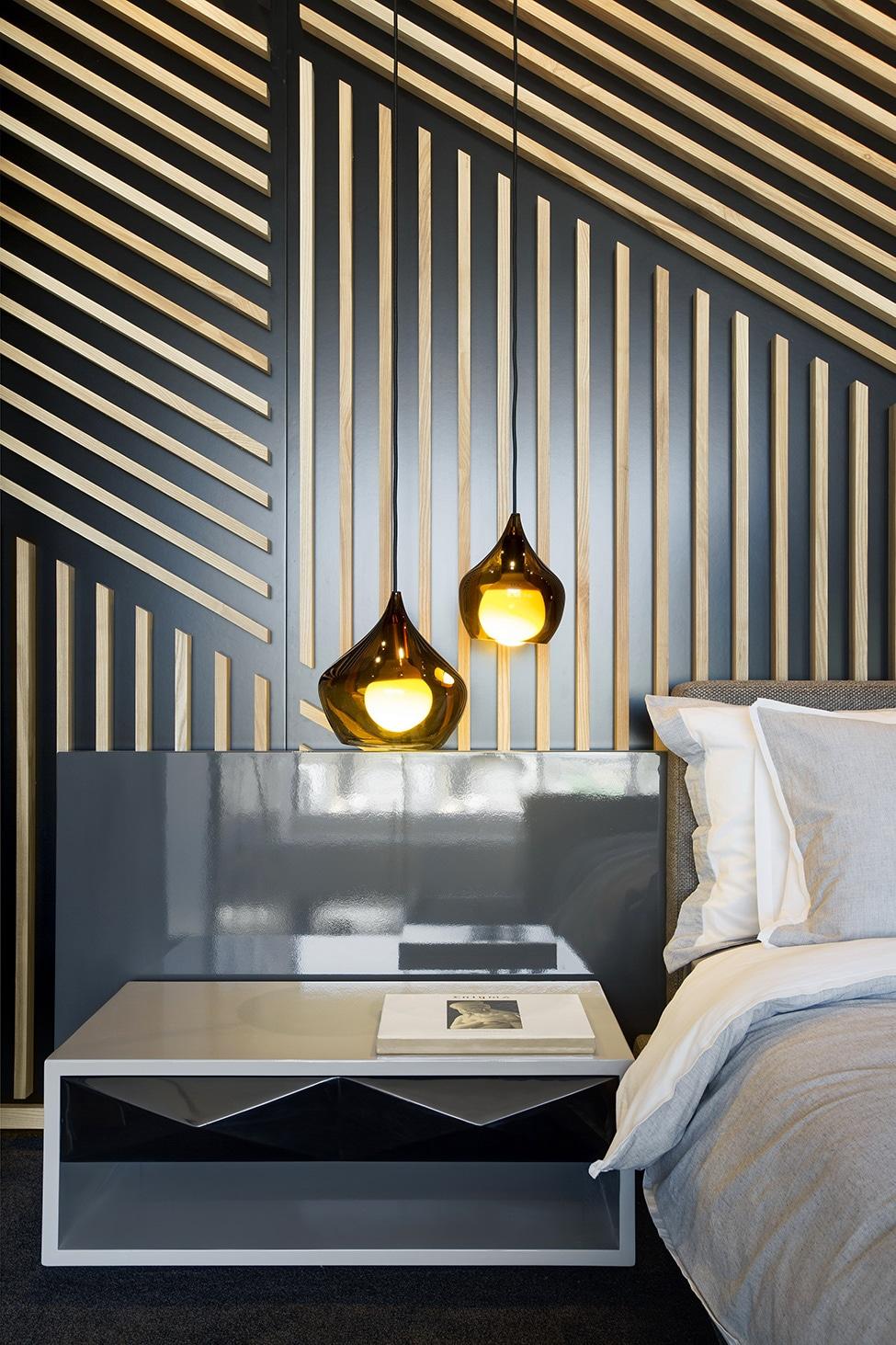 Dise o de minidepartamento moderno interiores elegante for Diseno de hogar