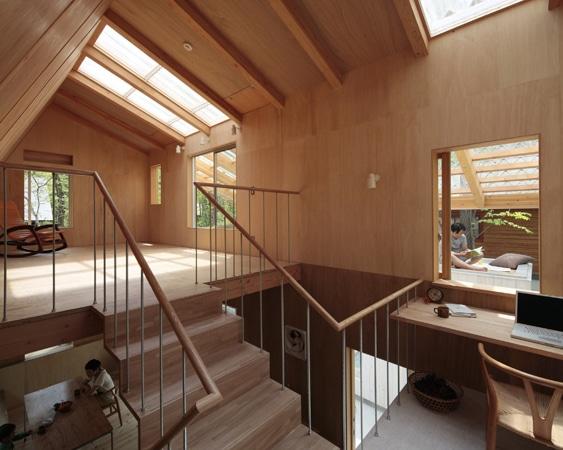 Dise o de casa para climas c lidos y fr os construcci n for Interiores de viviendas