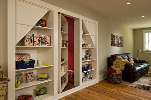 Dise o de habitaciones ocultas ideas para construir en - Diseno de una habitacion ...