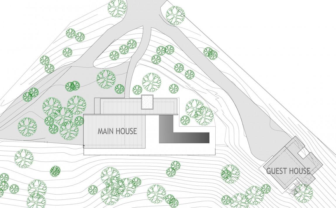 Dise o de casa de campo planos interior y fachadas for Diseno de apartamentos para estudiantes