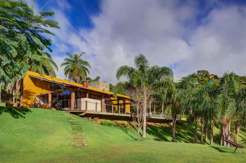 Diseño de casa de campo | planos, interior y fachadas | Construye Hogar