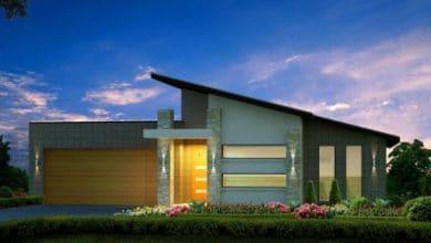 Photo of Planos de casas de un piso incluye las fachadas de modernas viviendas