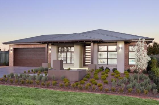 Planos de casas de un piso fachadas y planos de planta for Fachadas de casas de un solo piso