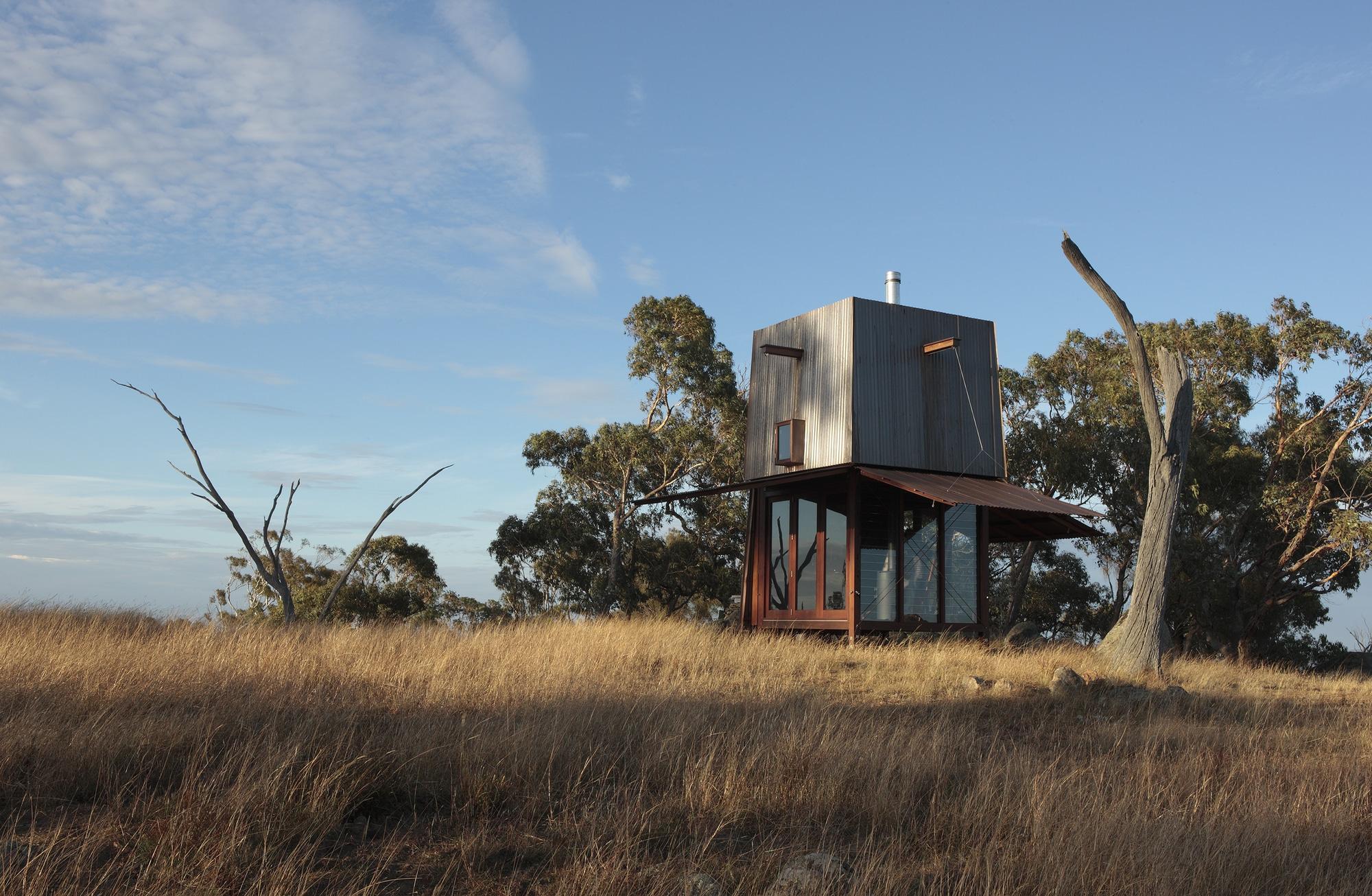 Dise o de casa peque a de campo interiores y planos - Requisitos para montar una casa rural ...