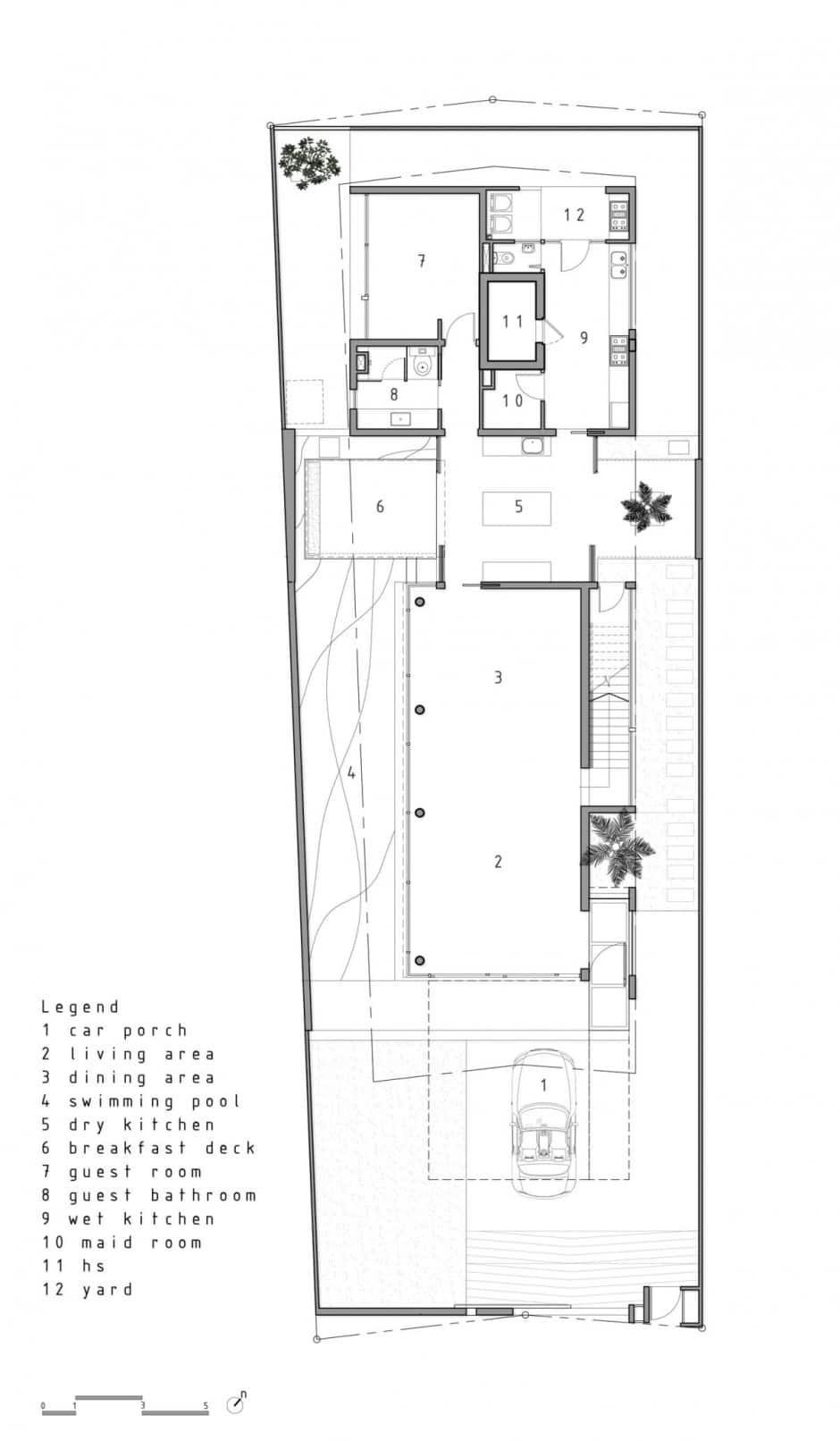planos de casas de dos pisos 10 12