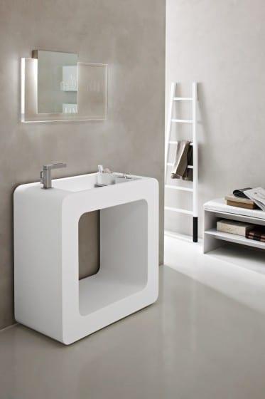 Cuarto de baño moderno 1