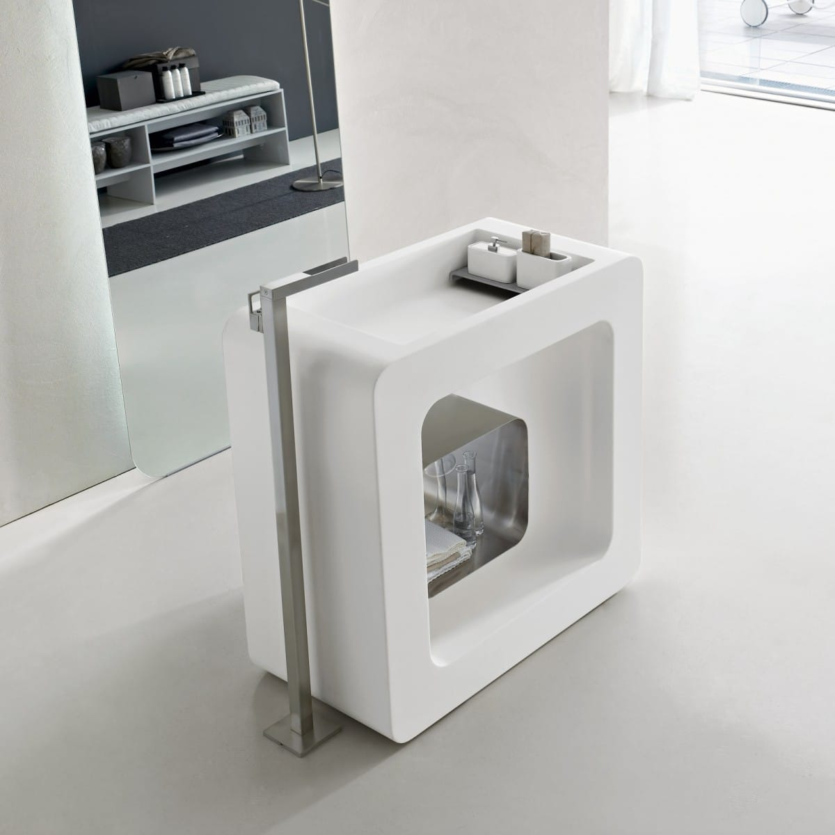 Grifos Modernos Cuarto De Baño  seattle