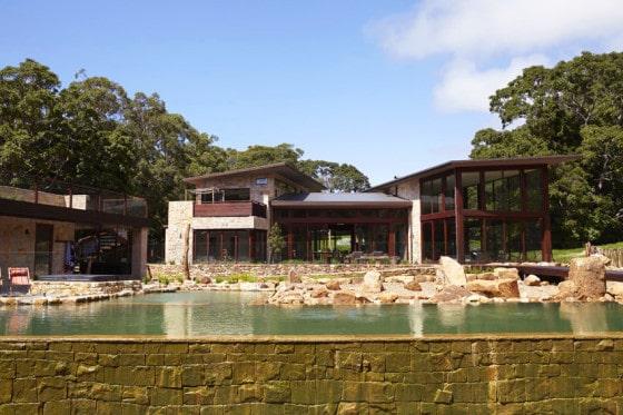 Diseño de casa ecológica