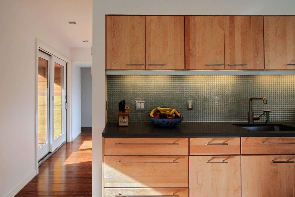 Dise o de casa en forma de l planos y fachadas for Cocinas en forma de l