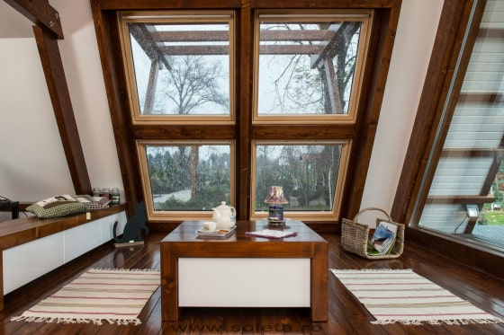 Diseño de comedor de casa pequeña casa