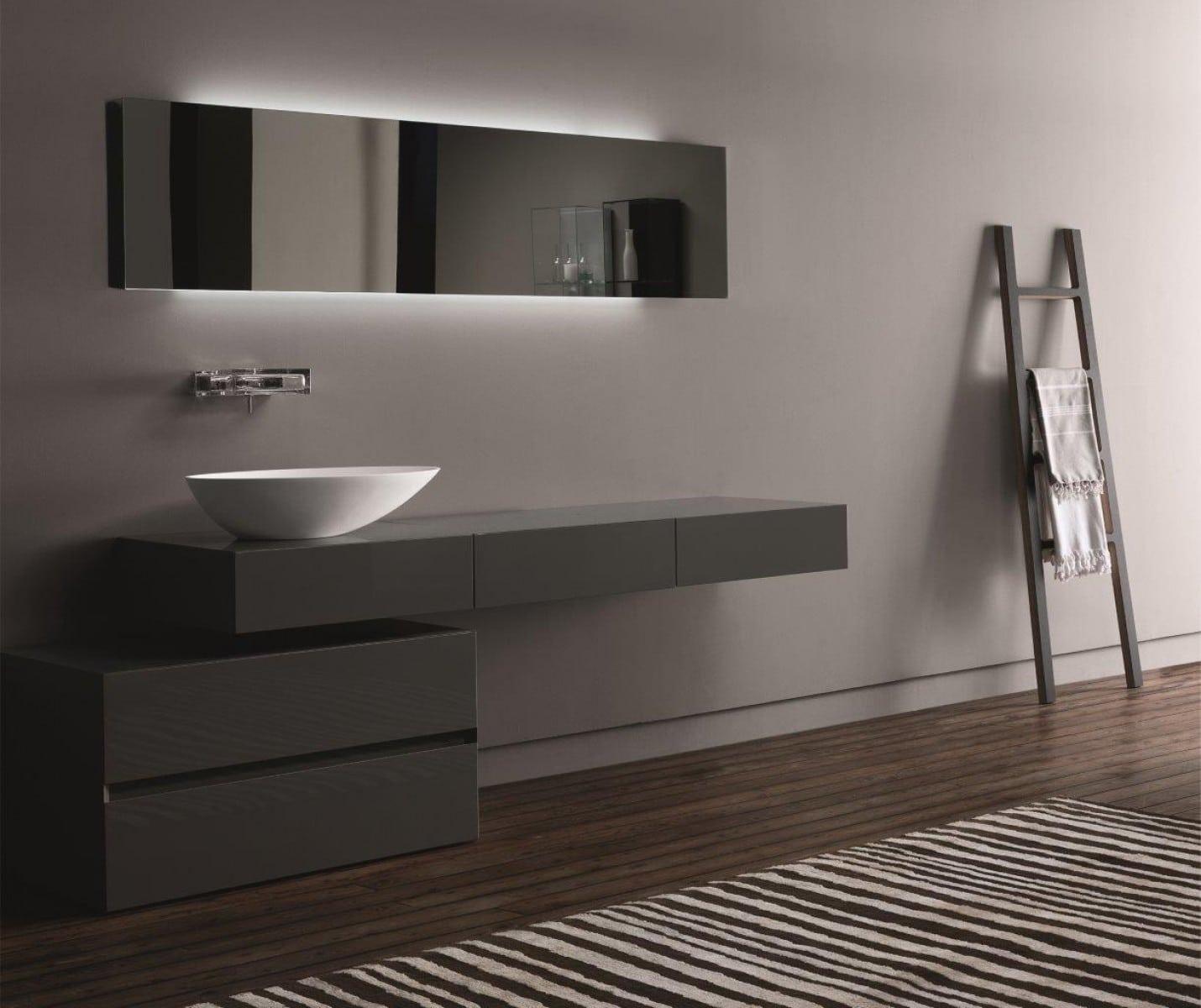Dise o de cuartos de ba o modernos fotos construye hogar for Disenos de banos modernos