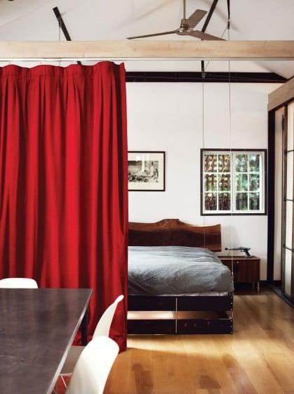 Diseño de dormitorio de casa pequeña