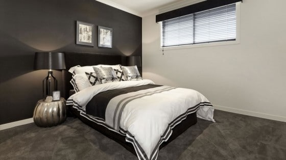Diseño de dormitorio mediano