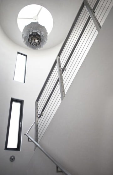 Diseño de escaleras  de acero