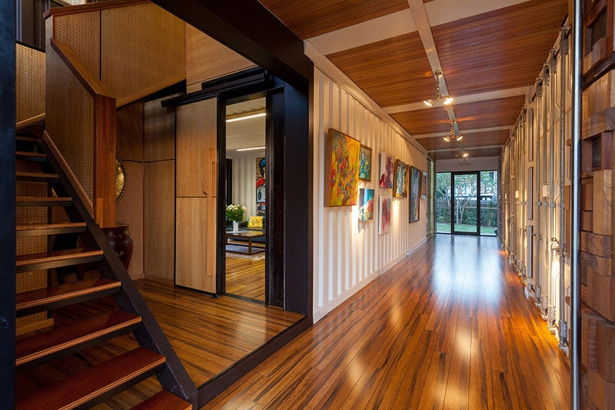 Dise o y construcci n de casa con 36 contenedores for Innenraum designer programm