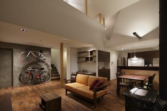 Diseño de interiores sala