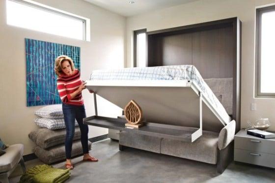 Diseño de mueble cama 2