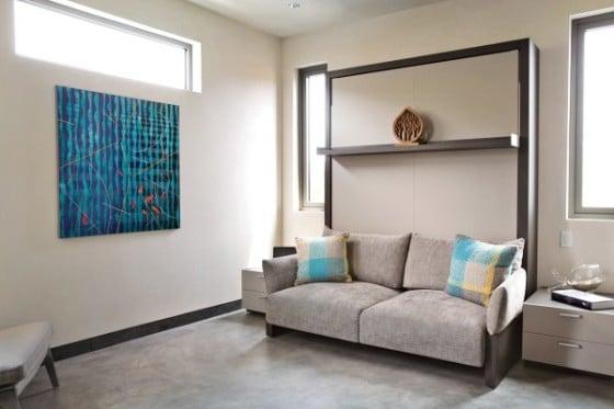 Diseño de mueble cama