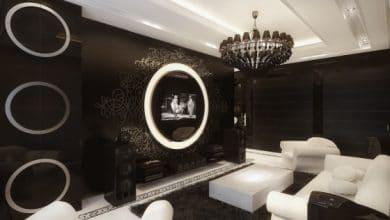 Photo of Decoración de interiores estilo retro con un sorprendente resultado de diseño