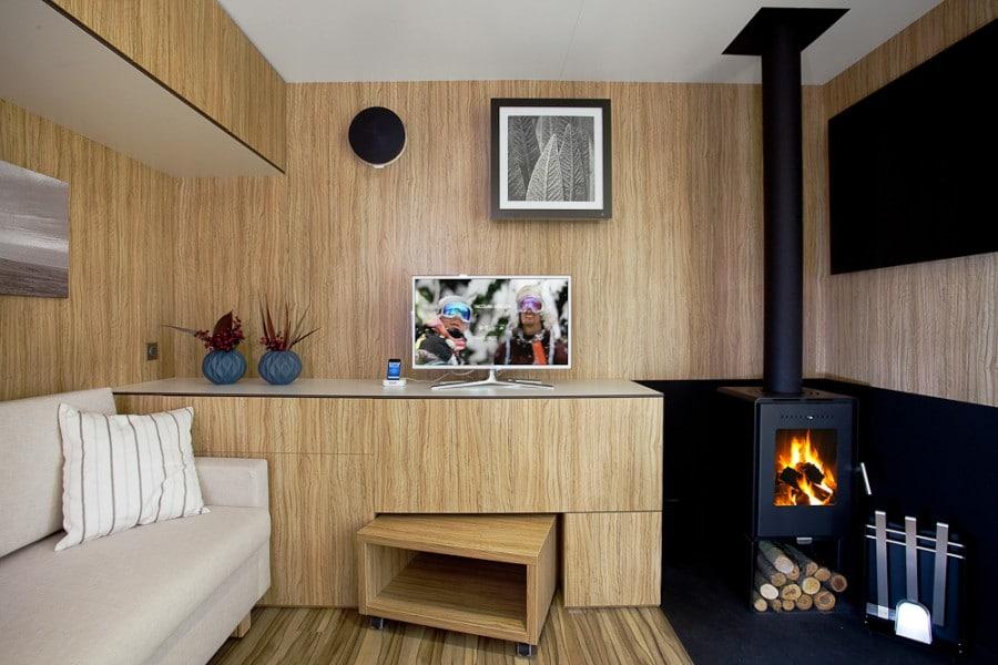 3 modelos de planos de casas peque as de madera - Casas modulares de diseno moderno ...
