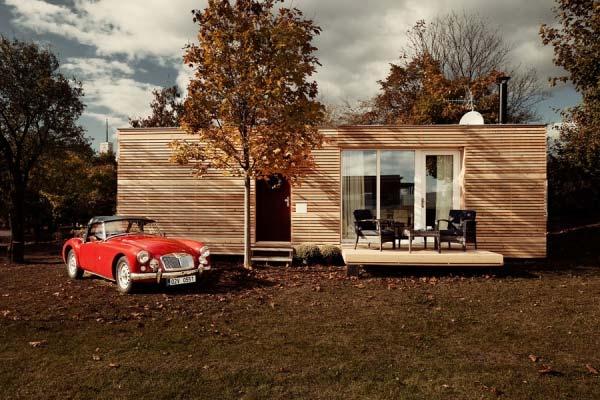 3 Modelos De Planos De Casas Pequeñas De Madera