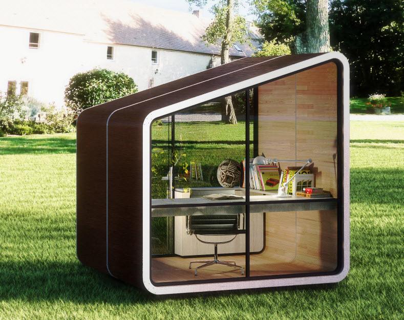 3 nuevos dise os de casas y caba as peque as modulares - Casas modulares de diseno moderno ...