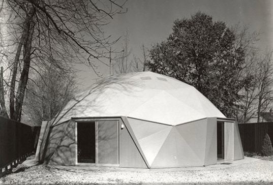 Vivienda cúpula geodesica