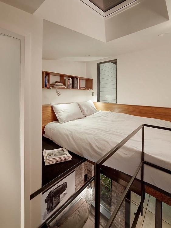 Construir habitaci n mini apartamento en patio de casa for Design hotel 21