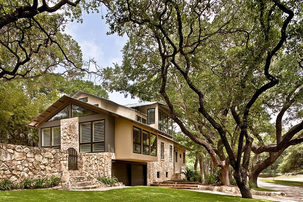 Fachada de casa r stica donde incluimos dise o interior - Requisitos para montar una casa rural ...