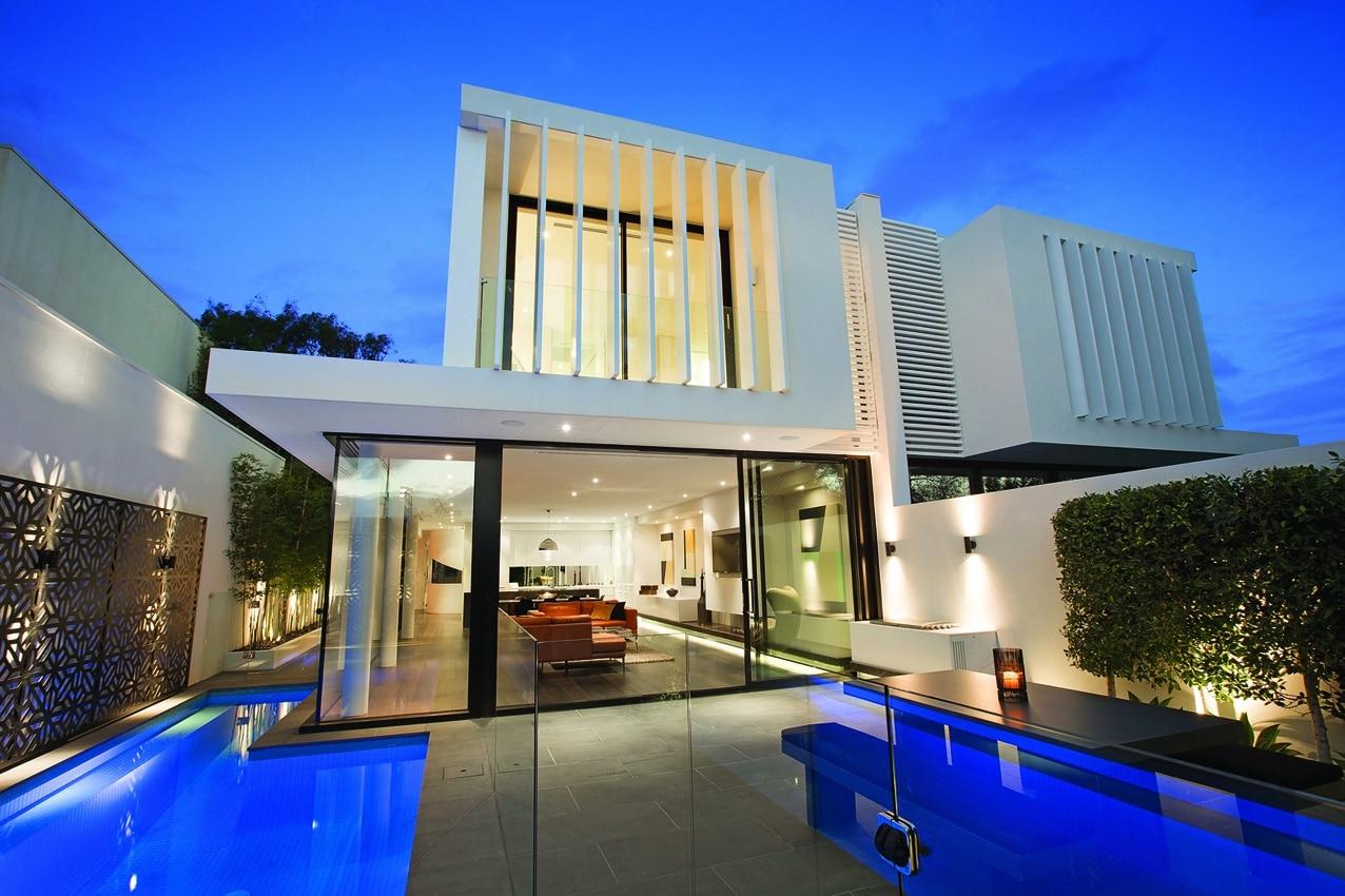 Planos dos casas en una dividir casa en dos partes - Casas bonitas de un piso ...