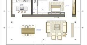 planos de casas pequenas segunda planta