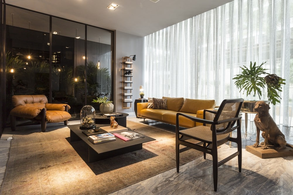 Dise o de apartamento tipo loft moderna decoraci n for Diseno de apartamento de 60m2