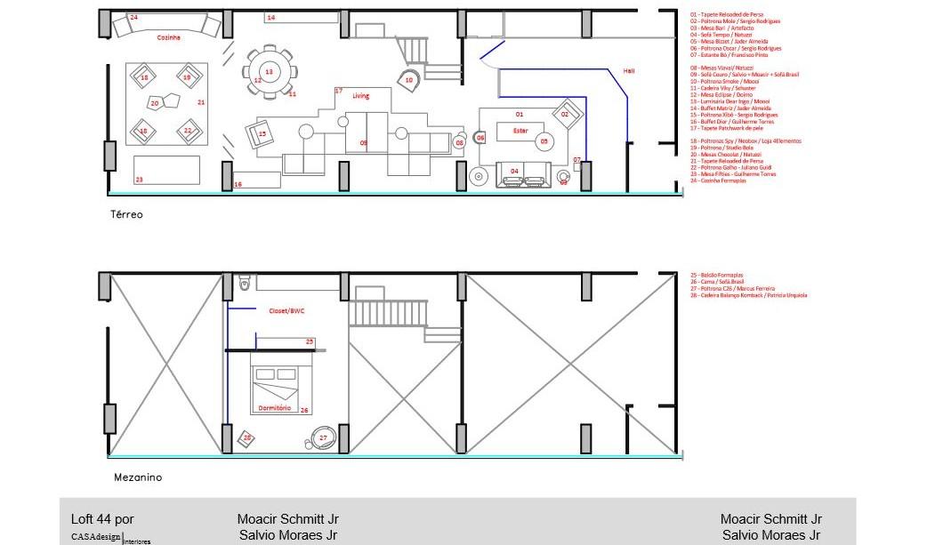 Planos de casas tipo loft for Casas loft diseno