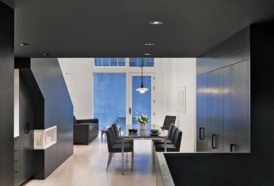 Decoración de apartamento pequeño moderno