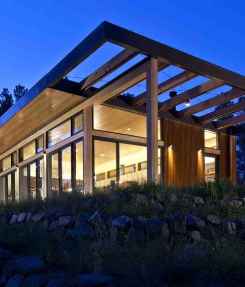 Diseño de casa autosostenible