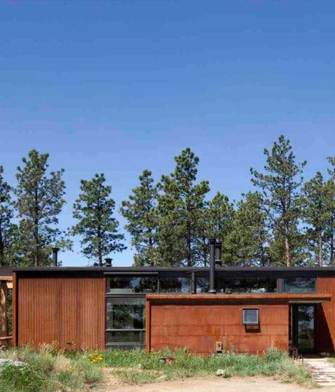 Casa autosustentable